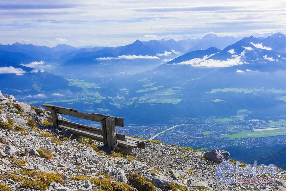 Innsbruck felett az ég…